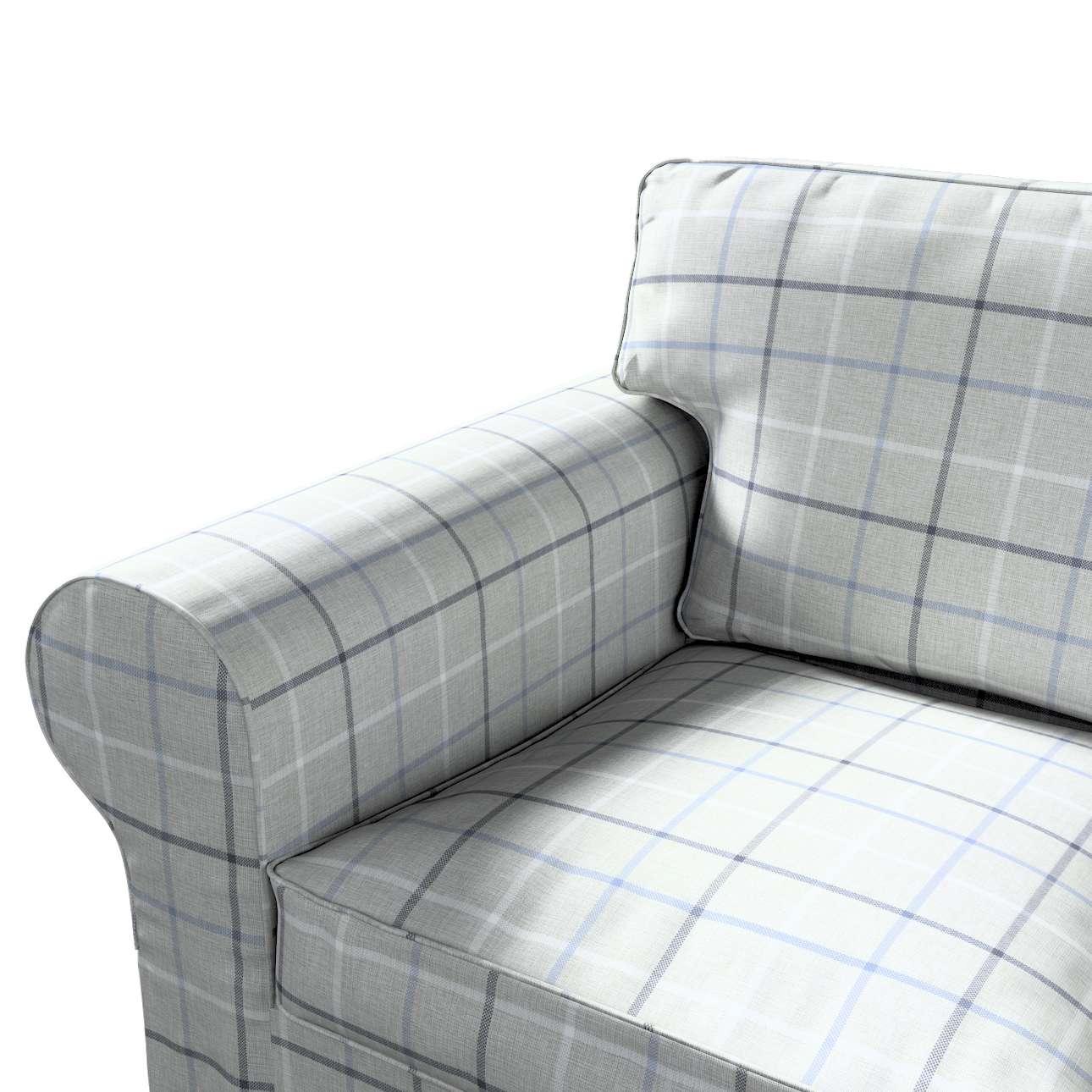 Pokrowiec na sofę Ektorp 2-osobową, rozkładaną, model do 2012 w kolekcji Edinburgh, tkanina: 703-18