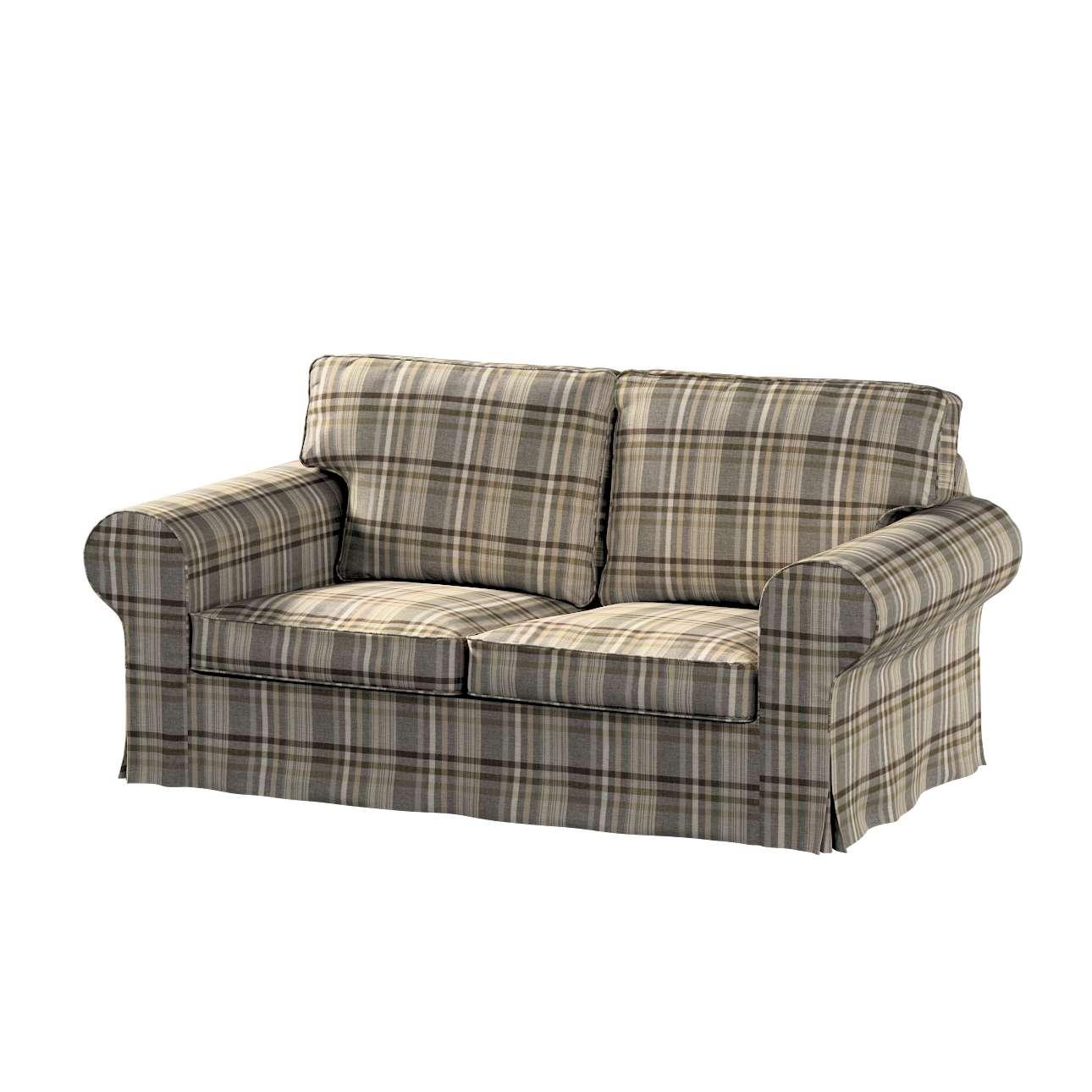 Pokrowiec na sofę Ektorp 2-osobową, rozkładaną, model do 2012 w kolekcji Edinburgh, tkanina: 703-17