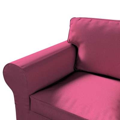 Pokrowiec na sofę Ektorp 2-osobową, rozkładaną, model do 2012 w kolekcji Living, tkanina: 160-44