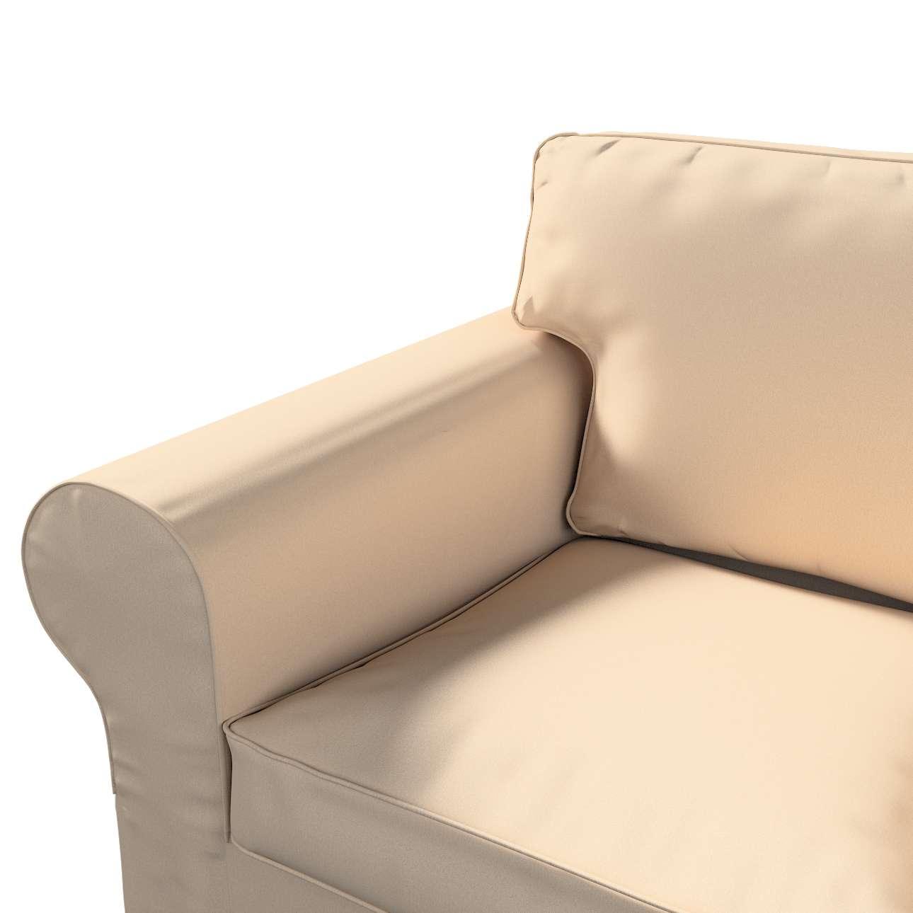 Pokrowiec na sofę Ektorp 2-osobową, rozkładaną, model do 2012 w kolekcji Living, tkanina: 160-61