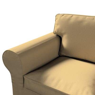 Pokrowiec na sofę Ektorp 2-osobową, rozkładaną, model do 2012 w kolekcji Living, tkanina: 161-50