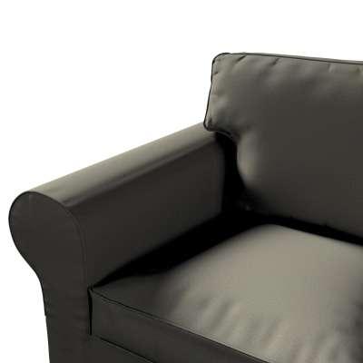Pokrowiec na sofę Ektorp 2-osobową, rozkładaną, model do 2012 w kolekcji Living, tkanina: 161-55