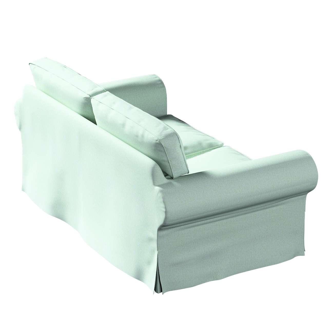 Pokrowiec na sofę Ektorp 2-osobową, rozkładaną, model do 2012 w kolekcji Living, tkanina: 161-61