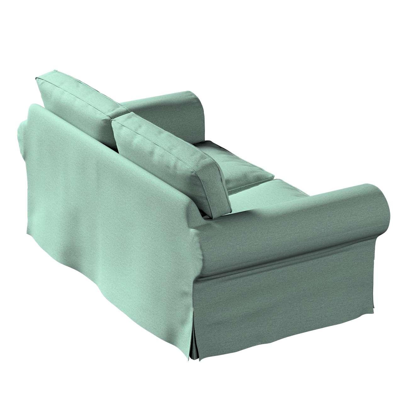 Pokrowiec na sofę Ektorp 2-osobową, rozkładaną, model do 2012 w kolekcji Madrid, tkanina: 161-89