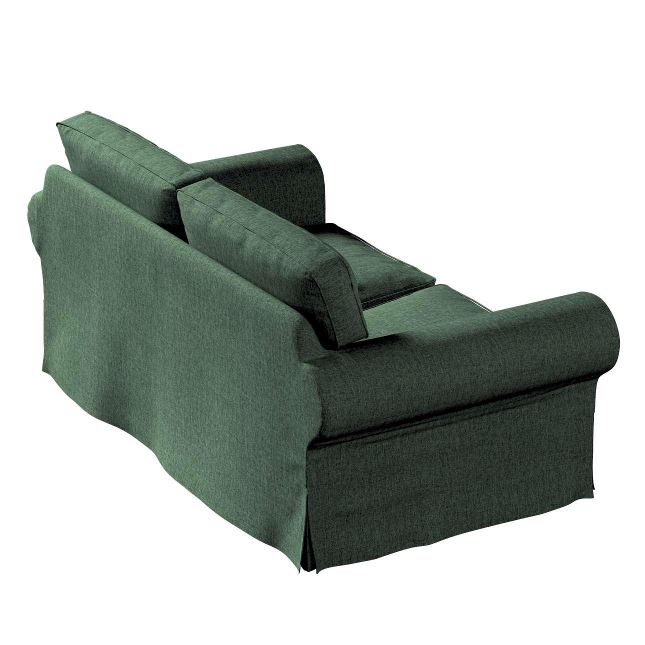 Pokrowiec na sofę Ektorp 2-osobową, rozkładaną, model do 2012 w kolekcji City, tkanina: 704-81