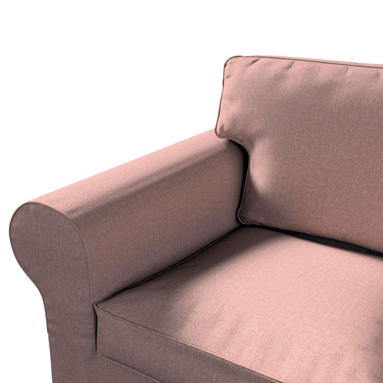 Pokrowiec na sofę Ektorp 2-osobową, rozkładaną, model do 2012 w kolekcji City, tkanina: 704-83