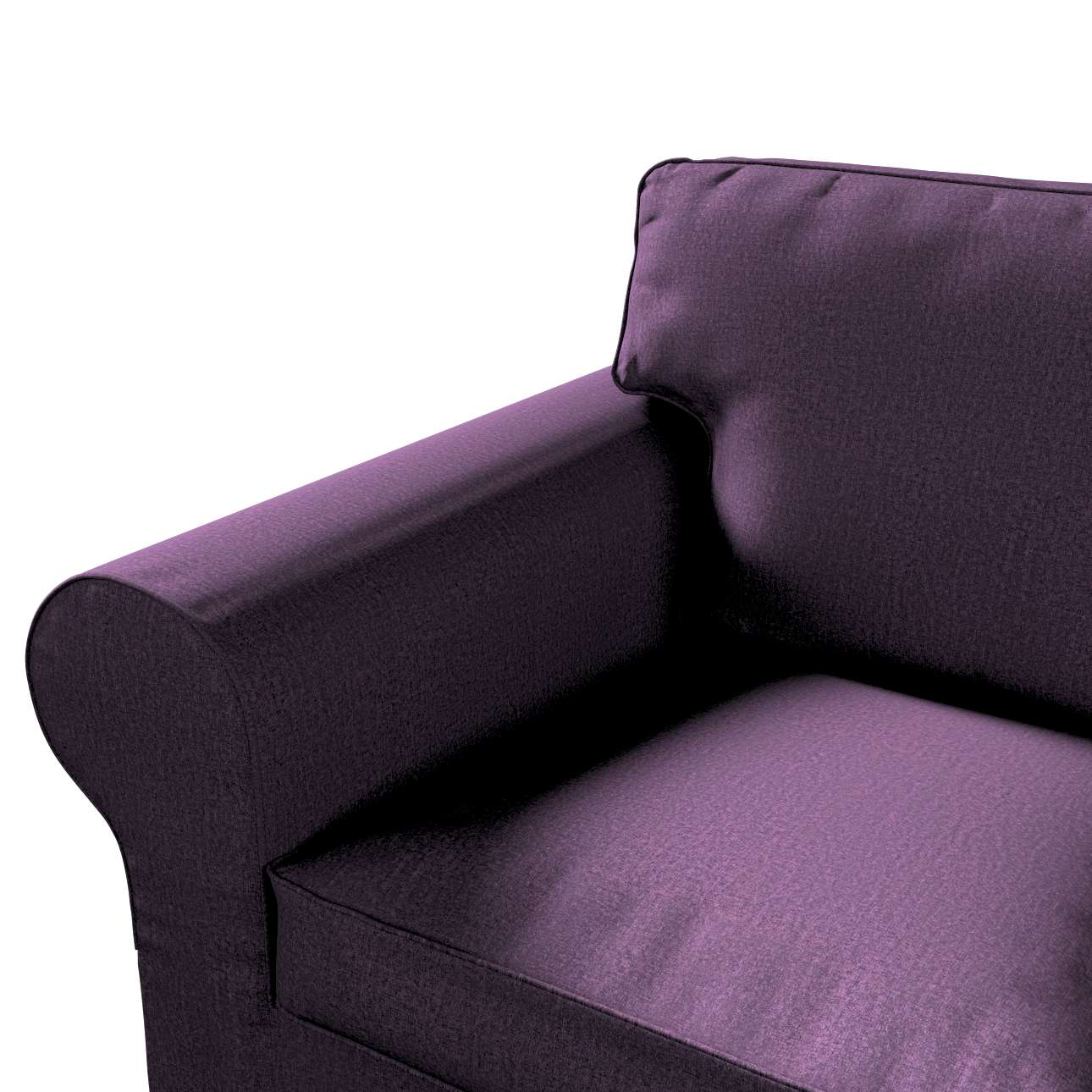 Poťah na sedačku Ektorp (rozkladacia, pre 2 osoby) STARÝ MODEL V kolekcii Living, tkanina: 161-67