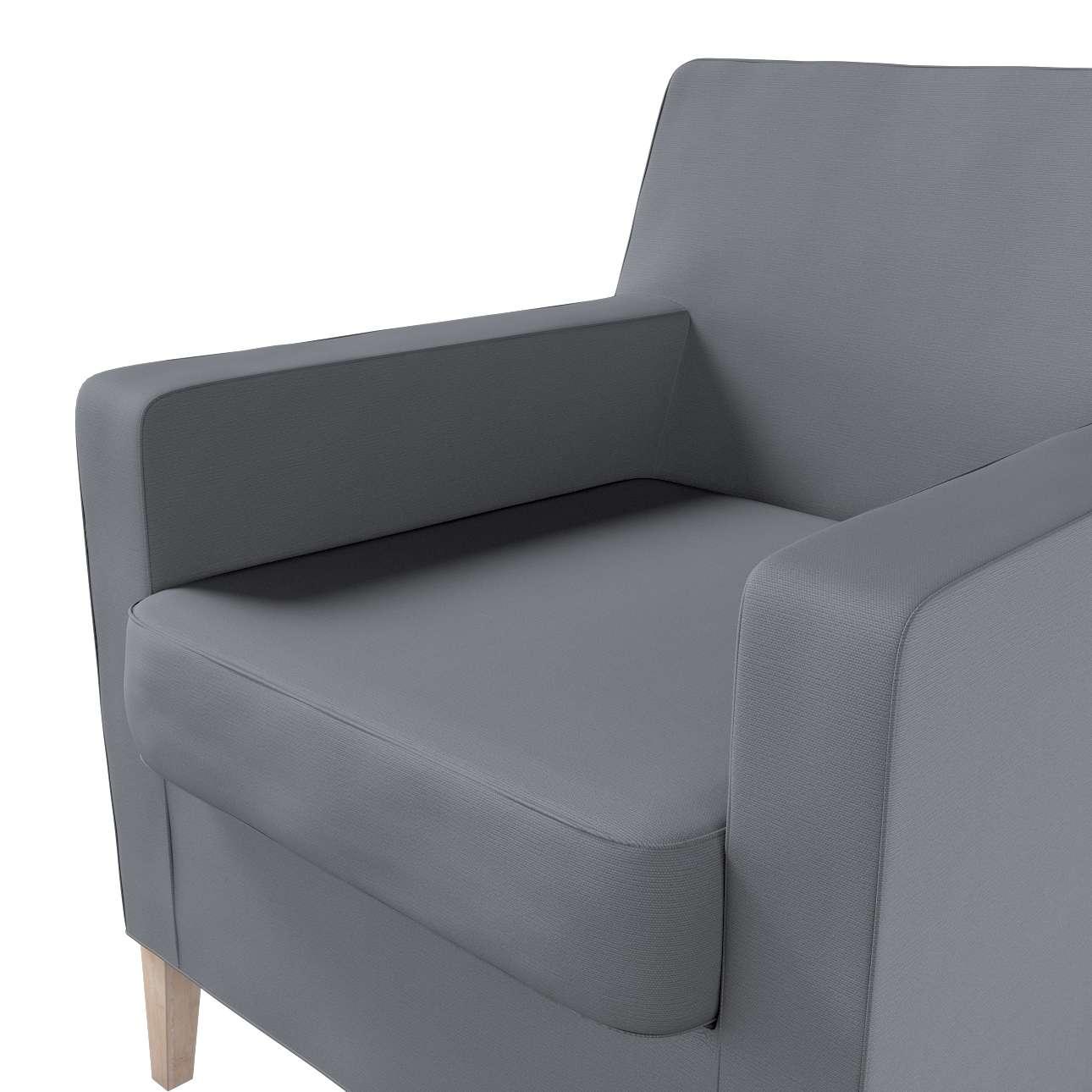 Karlstad nojatuoli, korkea mallistosta Cotton Panama, Kangas: 702-07