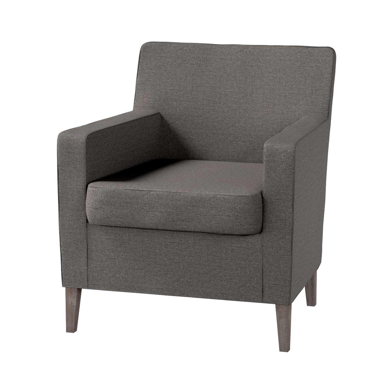 Pokrowiec na fotel Karlstad Fotel  Karlstad w kolekcji Edinburgh, tkanina: 115-77