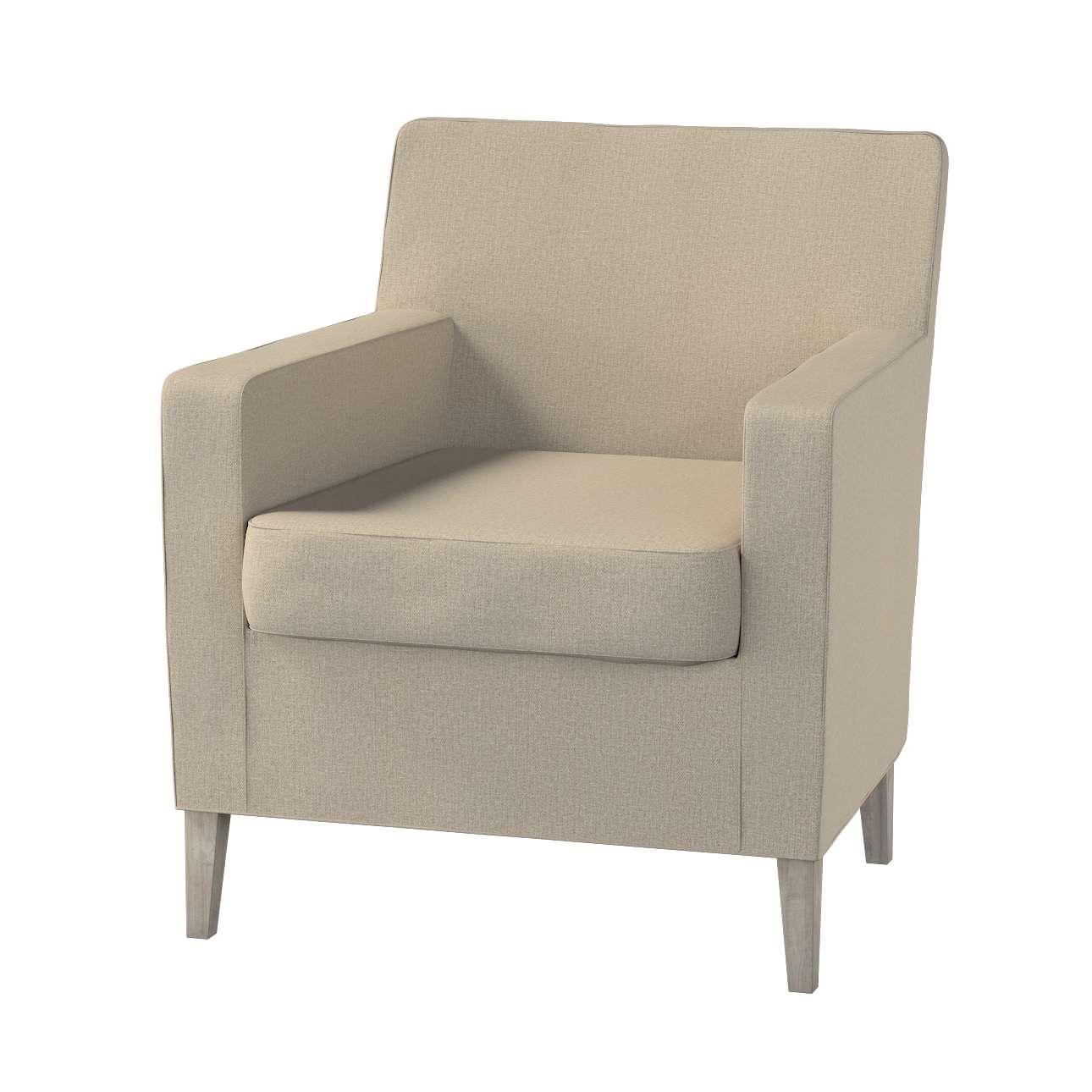 Karlstad fotelio-kėdės užvalkalas Karlstad fotelio - kėdės užvalkalas kolekcijoje Edinburgh , audinys: 115-78