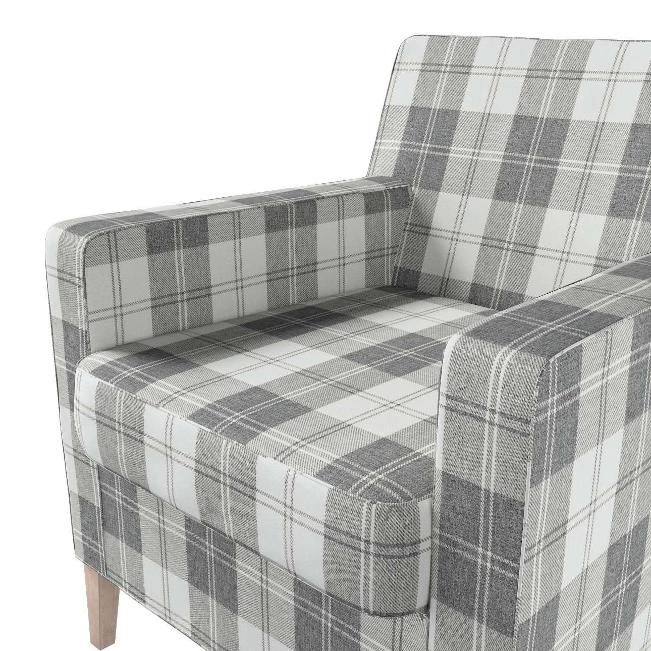 Karlstad nojatuoli, korkea mallistosta Edinburgh, Kangas: 115-79