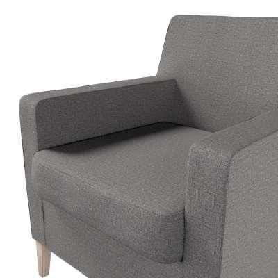 Pokrowiec na fotel Karlstad w kolekcji Edinburgh, tkanina: 115-81