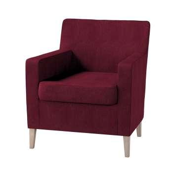 Karlstad fotelio-kėdės užvalkalas Karlstad fotelio - kėdės užvalkalas kolekcijoje Chenille, audinys: 702-19
