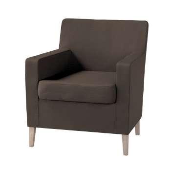 Karlstad fotelio-kėdės užvalkalas Karlstad fotelio - kėdės užvalkalas kolekcijoje Etna , audinys: 705-08