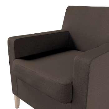 Pokrowiec na fotel Karlstad w kolekcji Etna , tkanina: 705-08