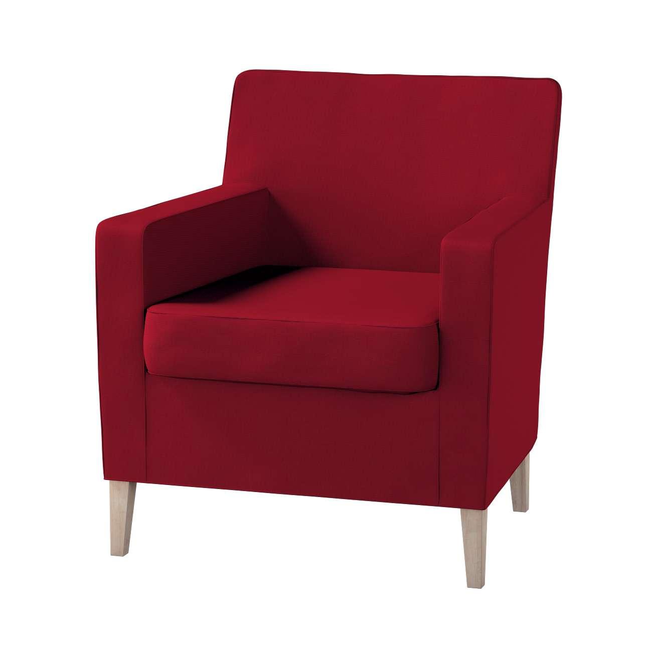 Karlstad fotelio-kėdės užvalkalas Karlstad fotelio - kėdės užvalkalas kolekcijoje Etna , audinys: 705-60