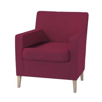 Pokrowiec na fotel Karlstad Fotel  Karlstad w kolekcji Cotton Panama, tkanina: 702-32