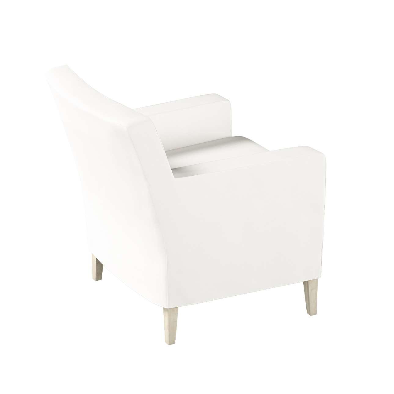 Karlstad  Sesselbezug (hoch) von der Kollektion Cotton Panama, Stoff: 702-34