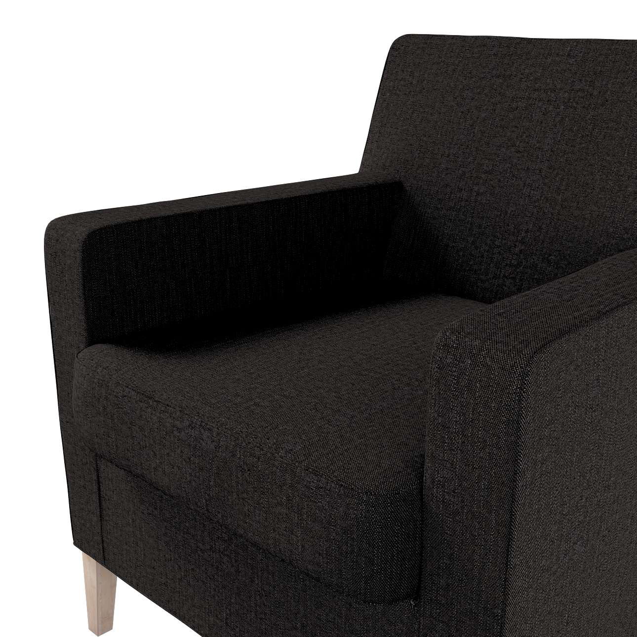 Karlstad nojatuoli, korkea mallistosta Etna - ei verhoihin, Kangas: 702-36