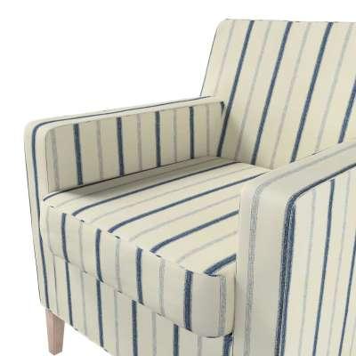 Karlstad nojatuoli, korkea mallistosta Avinon, Kangas: 129-66