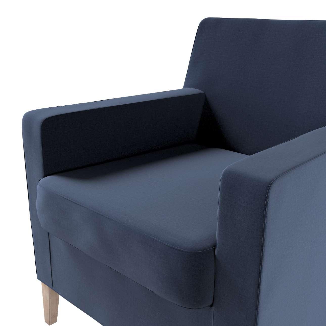 Karlstad nojatuoli, korkea mallistosta Ingrid, Kangas: 705-39
