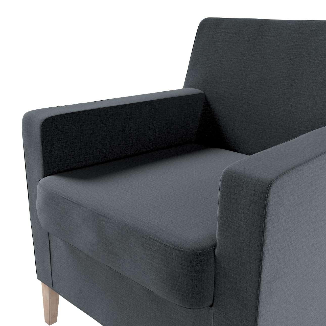 Karlstad nojatuoli, korkea mallistosta Ingrid, Kangas: 705-43