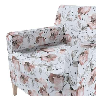 Karlstad nojatuoli, korkea mallistosta Velvet, Kangas: 704-50