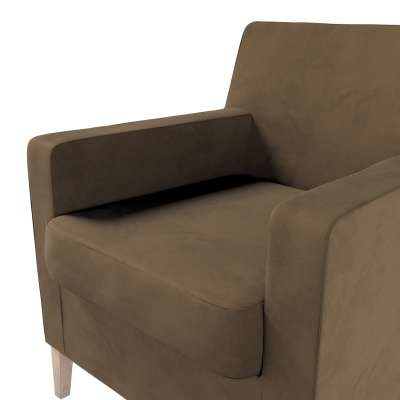 Karlstad nojatuoli, korkea mallistosta Living 2, Kangas: 160-94