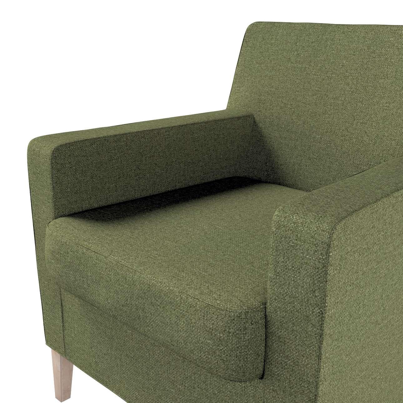 Karlstad nojatuoli, korkea mallistosta Madrid, Kangas: 161-22