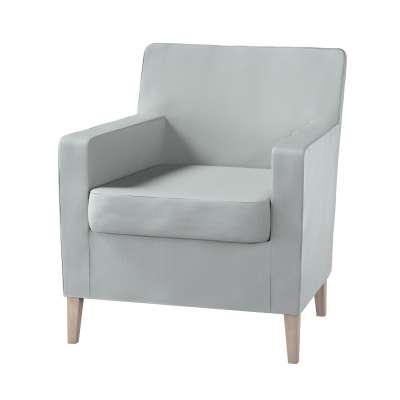 Pokrowiec na fotel Karlstad w kolekcji Bergen, tkanina: 161-72