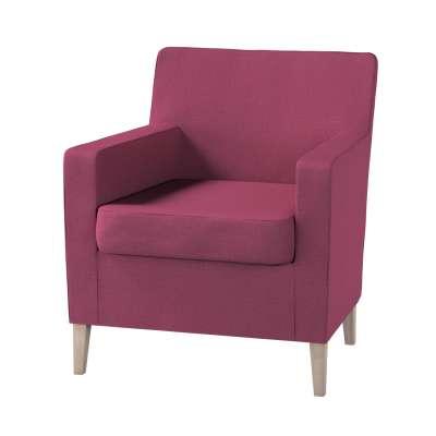 Karlstad betræk lænestol, høj 160-44 Fuchsia Kollektion Living