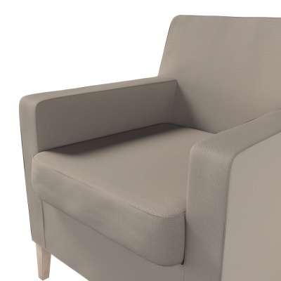 Pokrowiec na fotel Karlstad w kolekcji Living, tkanina: 161-53