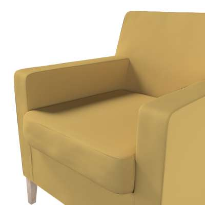 Karlstad nojatuoli, korkea mallistosta Cotton Panama, Kangas: 702-41