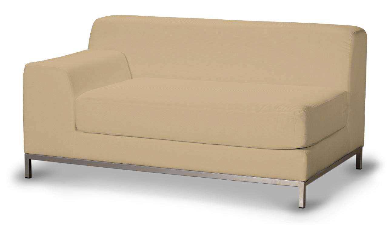 Pokrowiec na sofę lewostronną Kramfors 2-osobową Sofa Kramfors w kolekcji Cotton Panama, tkanina: 702-01