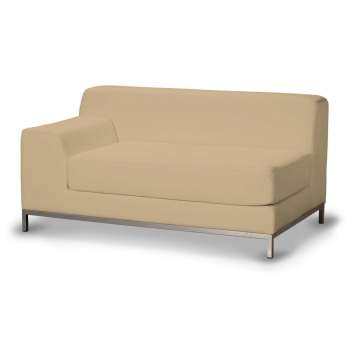 Pokrowiec na sofę lewostronną Kramfors 2-osobową w kolekcji Cotton Panama, tkanina: 702-01