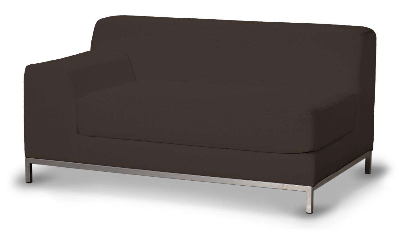 Pokrowiec na sofę lewostronną Kramfors 2-osobową Sofa Kramfors w kolekcji Cotton Panama, tkanina: 702-03