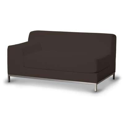 Pokrowiec na sofę lewostronną Kramfors 2-osobową w kolekcji Cotton Panama, tkanina: 702-03