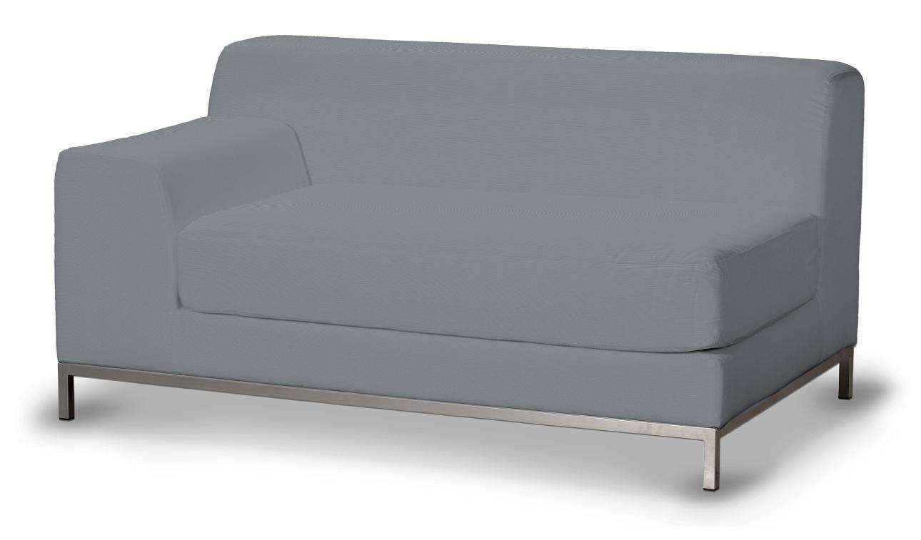 Kramfors 2-Sitzer Sofabezug Lehne links Kramfors 2-Sitzer,  Lehne links von der Kollektion Cotton Panama, Stoff: 702-07