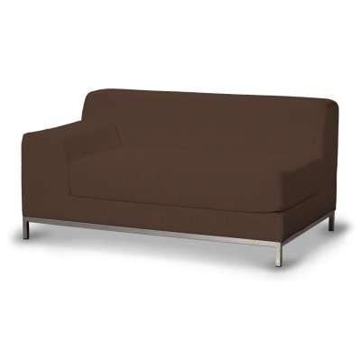 Pokrowiec na sofę lewostronną Kramfors 2-osobową w kolekcji Chenille, tkanina: 702-18
