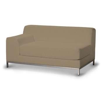 Pokrowiec na sofę lewostronną Kramfors 2-osobową w kolekcji Chenille, tkanina: 702-21