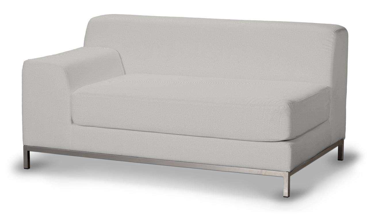 Pokrowiec na sofę lewostronną Kramfors 2-osobową w kolekcji Etna , tkanina: 705-90