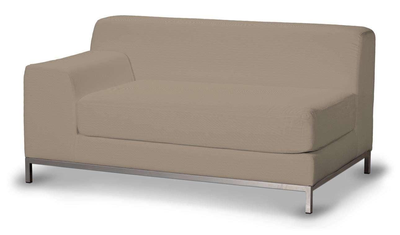 Pokrowiec na sofę lewostronną Kramfors 2-osobową Sofa Kramfors w kolekcji Cotton Panama, tkanina: 702-28