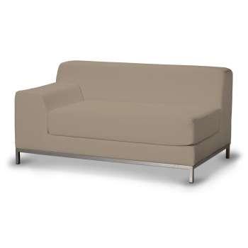 Kramfors 2-Sitzer Sofabezug, Lehne links von der Kollektion Cotton Panama, Stoff: 702-28