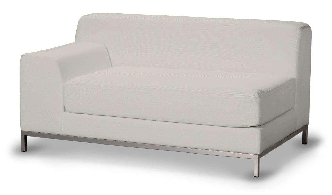 Pokrowiec na sofę lewostronną Kramfors 2-osobową Sofa Kramfors w kolekcji Cotton Panama, tkanina: 702-31
