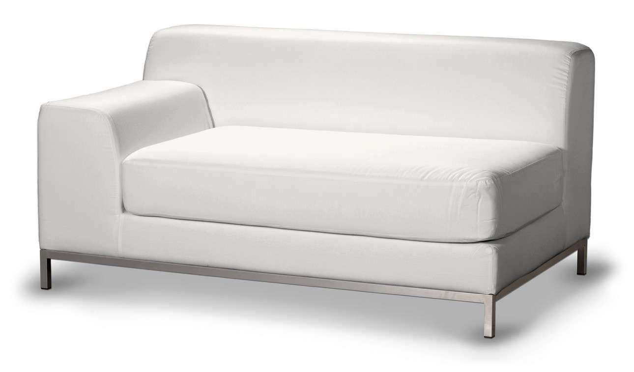 Kramfors 2-Sitzer Sofabezug Lehne links Kramfors 2-Sitzer,  Lehne links von der Kollektion Cotton Panama, Stoff: 702-34