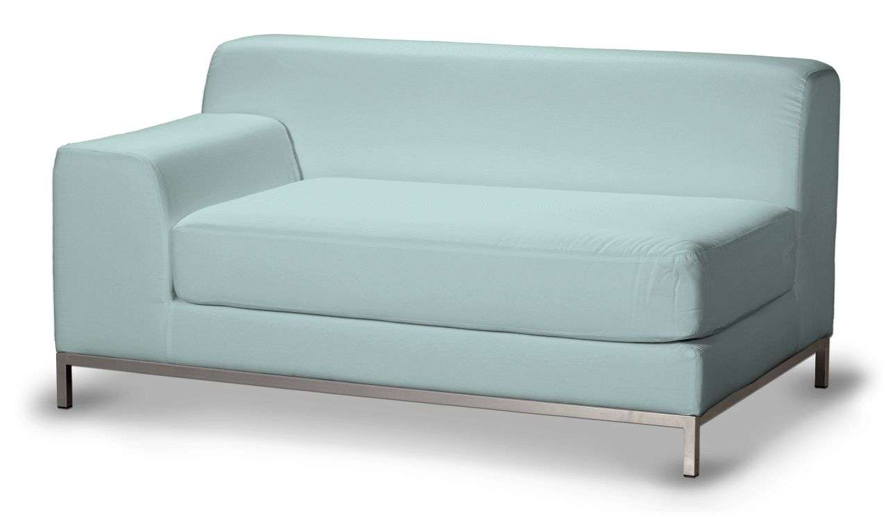 Kramfors 2-Sitzer Sofabezug, Lehne links Kramfors 2-Sitzer,  Lehne links von der Kollektion Cotton Panama, Stoff: 702-10
