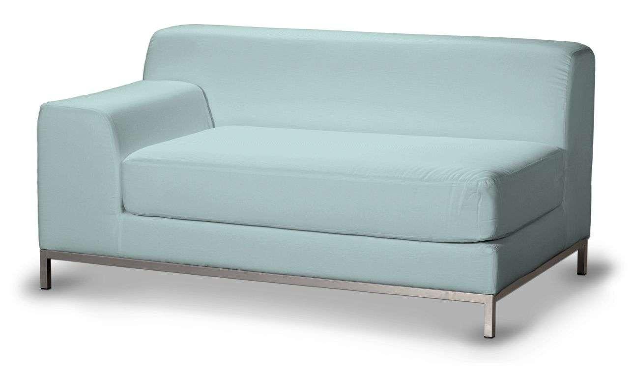 Pokrowiec na sofę lewostronną Kramfors 2-osobową Sofa Kramfors w kolekcji Cotton Panama, tkanina: 702-10