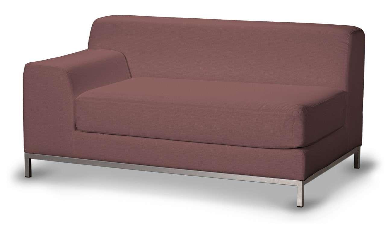 Pokrowiec na sofę lewostronną Kramfors 2-osobową w kolekcji Ingrid, tkanina: 705-38