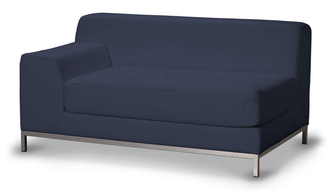 Pokrowiec na sofę lewostronną Kramfors 2-osobową w kolekcji Ingrid, tkanina: 705-39
