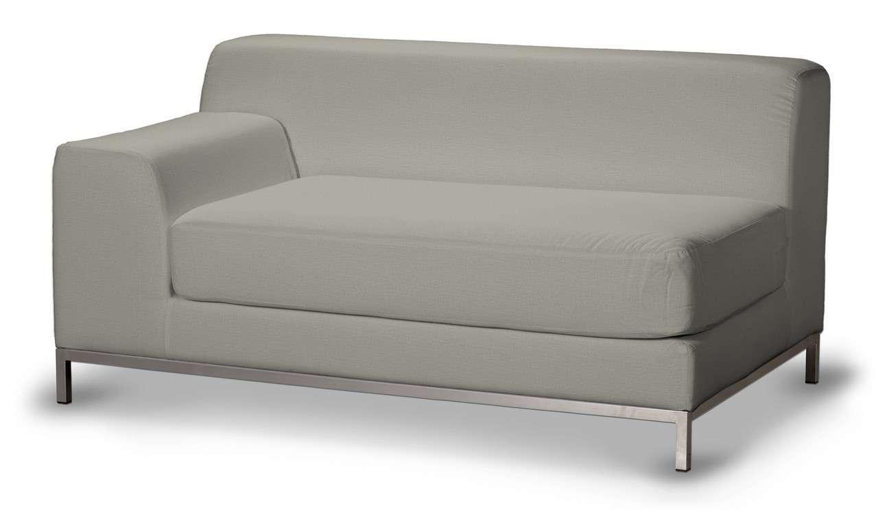 Pokrowiec na sofę lewostronną Kramfors 2-osobową w kolekcji Ingrid, tkanina: 705-41